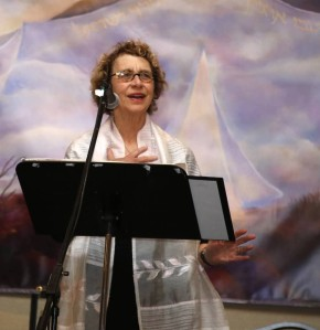 Offering a Reflection at the  Jewish Renewal Ordination January 2014